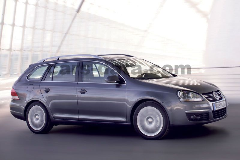 volkswagen golf variant 2007 pictures 2 of 21 cars. Black Bedroom Furniture Sets. Home Design Ideas