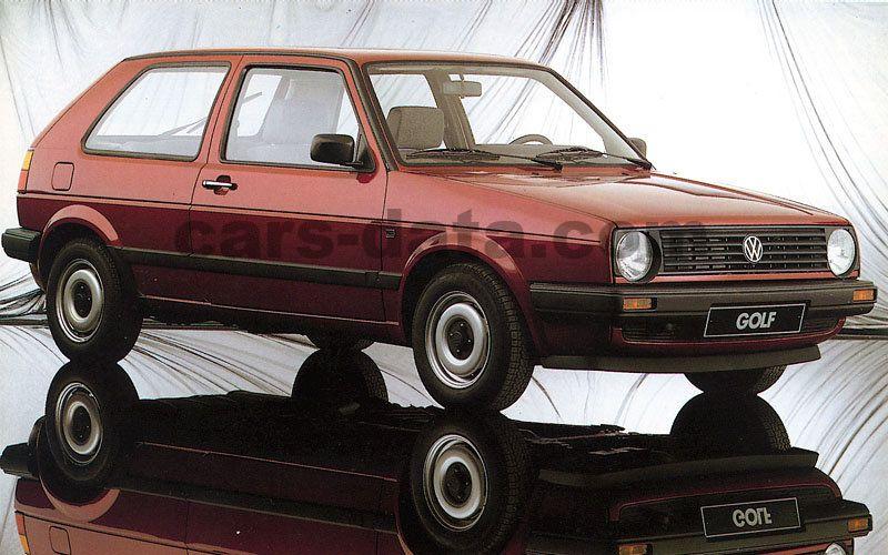 volkswagen golf 1 8 gl manual 3 door specs cars. Black Bedroom Furniture Sets. Home Design Ideas