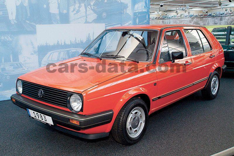 Volkswagen Golf Slike