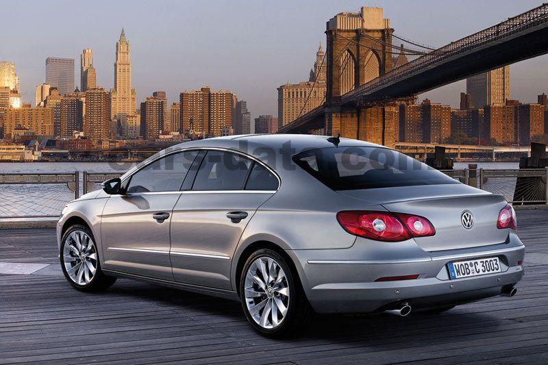 Toyota Company Latest Models >> Volkswagen Passat CC 2008 slike, fotografije, Volkswagen ...