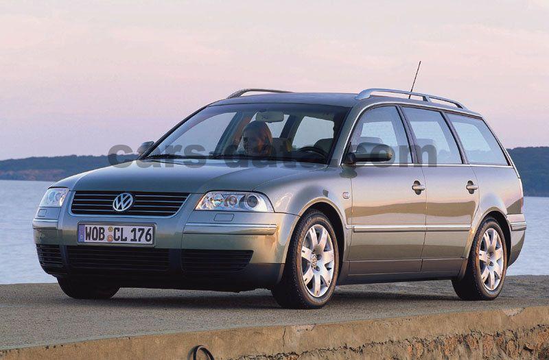 volkswagen passat variant 2 8 v6 4motion highline manual 5 door rh cars data com 2003 Volkswagen Passat Engine Diagram 2004 Volkswagen Passat Wagon Engine