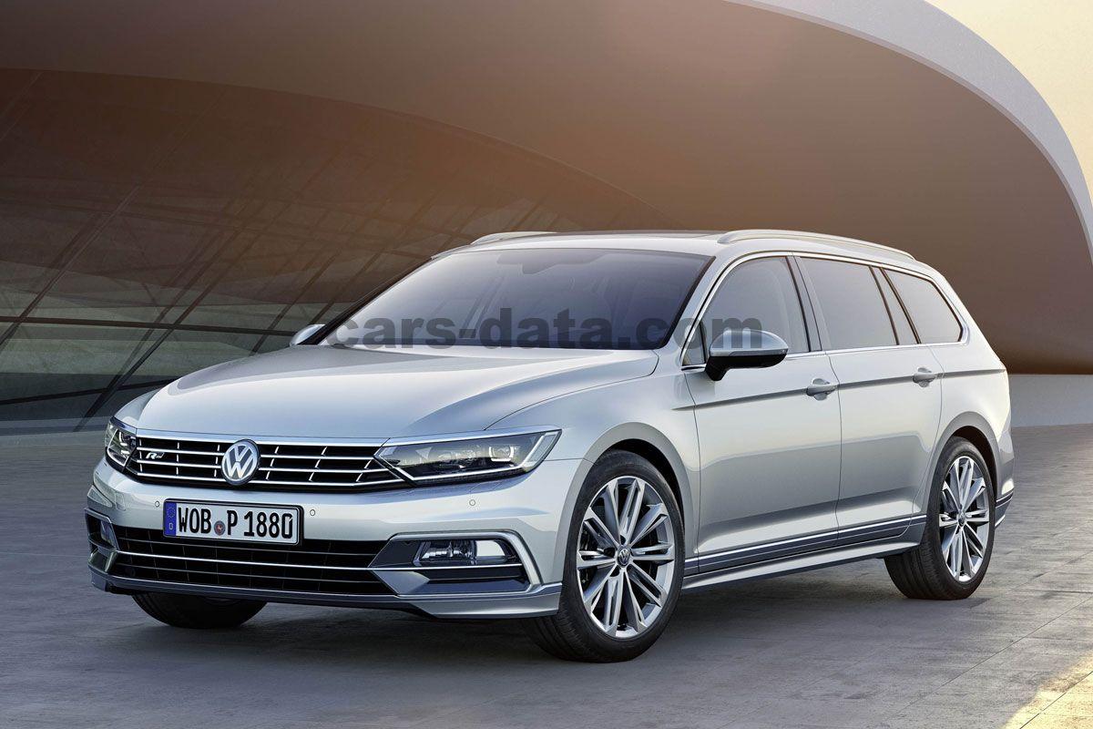 Volkswagen Passat Variant 1.4 TSI PHEV GTE Highline aut. met dubb. koppeling 5 door specs | cars ...