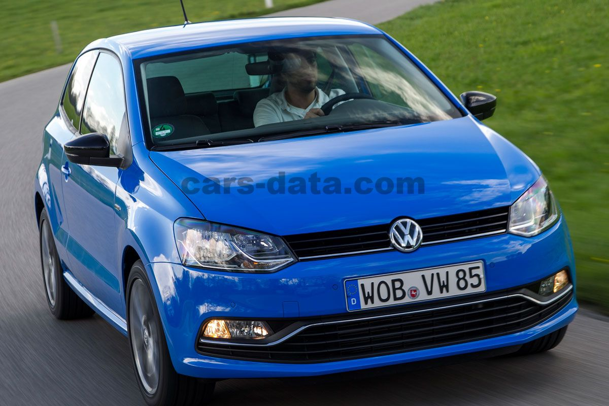 volkswagen polo 2014 pictures volkswagen polo 2014 images 10 of 12. Black Bedroom Furniture Sets. Home Design Ideas