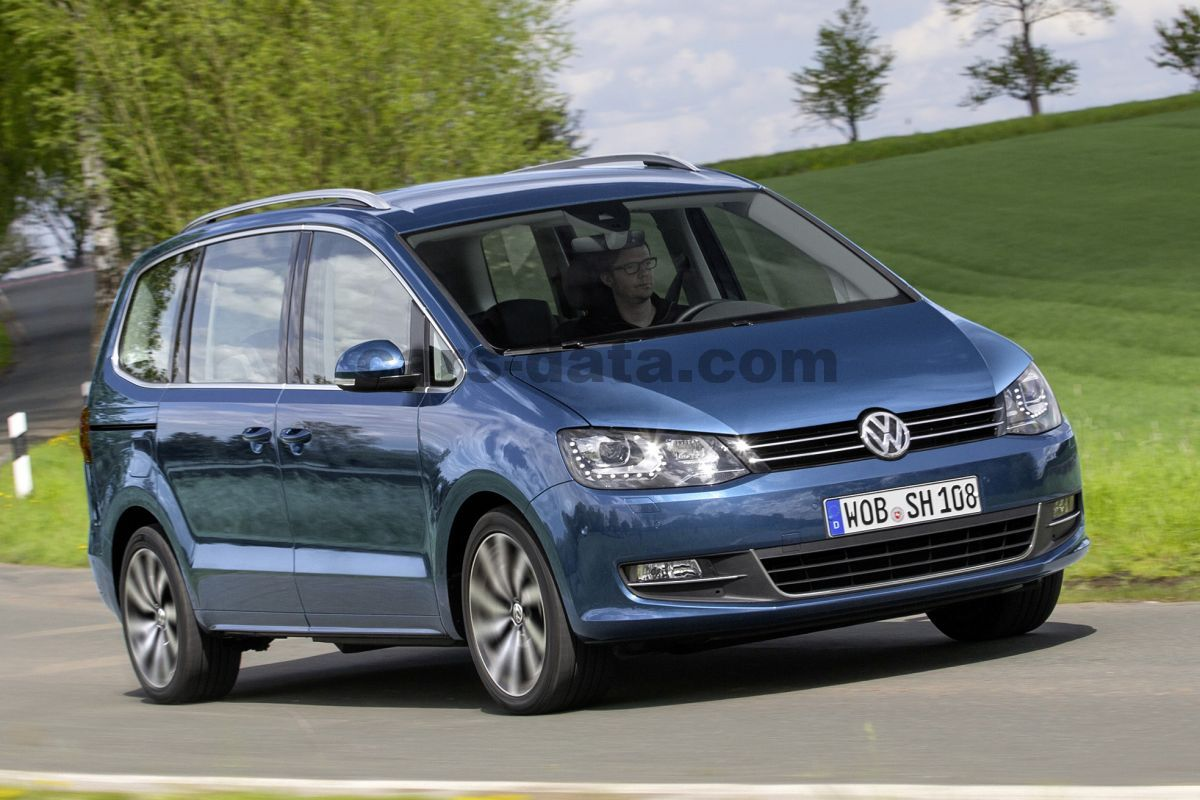 Volkswagen Sharan 2015 Pictures 15 Of 21 Cars Data Com