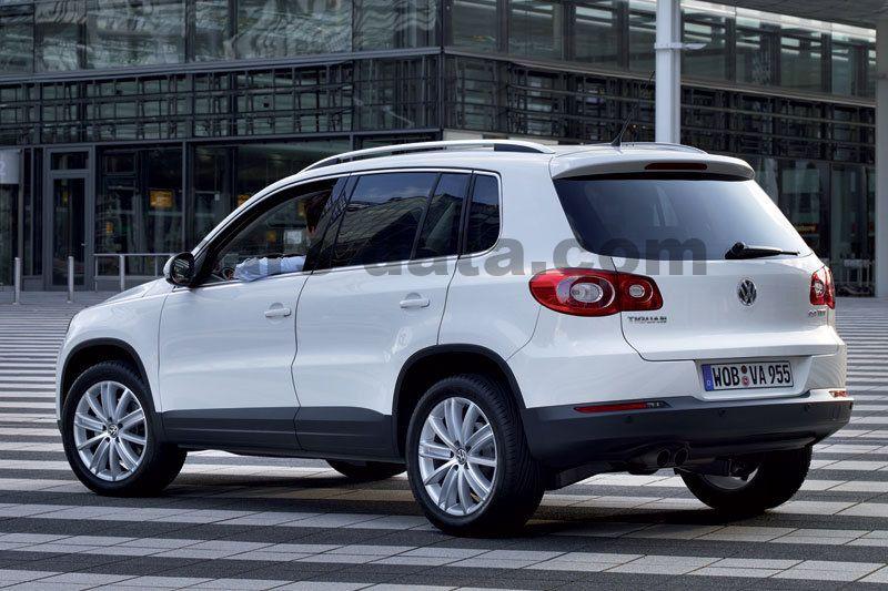 Toyota Company Latest Models >> Volkswagen Tiguan 2007 pictures, Volkswagen Tiguan 2007 images, (13 of 17)