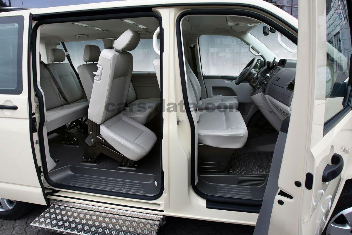 volkswagen transporter kombi 2012 pictures 4 of 10. Black Bedroom Furniture Sets. Home Design Ideas