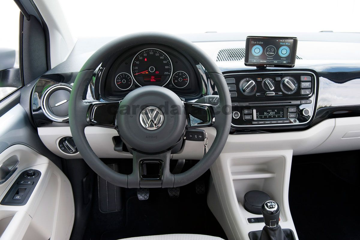 Volkswagen Up 2012 Pictures Volkswagen Up 2012 Images