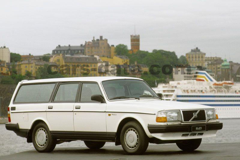 Volvo 240 Estate 1985 pictures (7 of 9) | cars-data.com