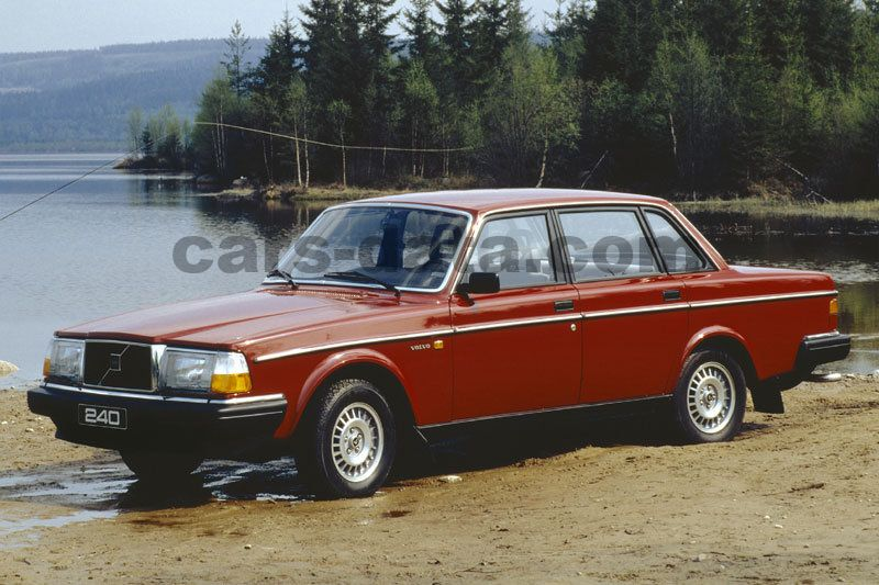Volvo 240 sel, Manual, 1982 - 1984, 82 Hp, 4 doors Technical ...