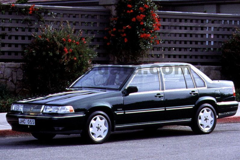 Toyota Company Latest Models >> Volvo 960 1994 pictures, Volvo 960 1994 images, (3 of 4)