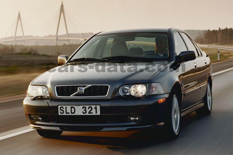 Volvo s40 2002