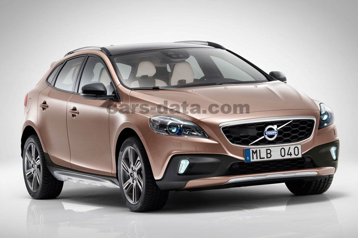 Volvo V40 Cross Country 2013 Pictures Volvo V40 Cross