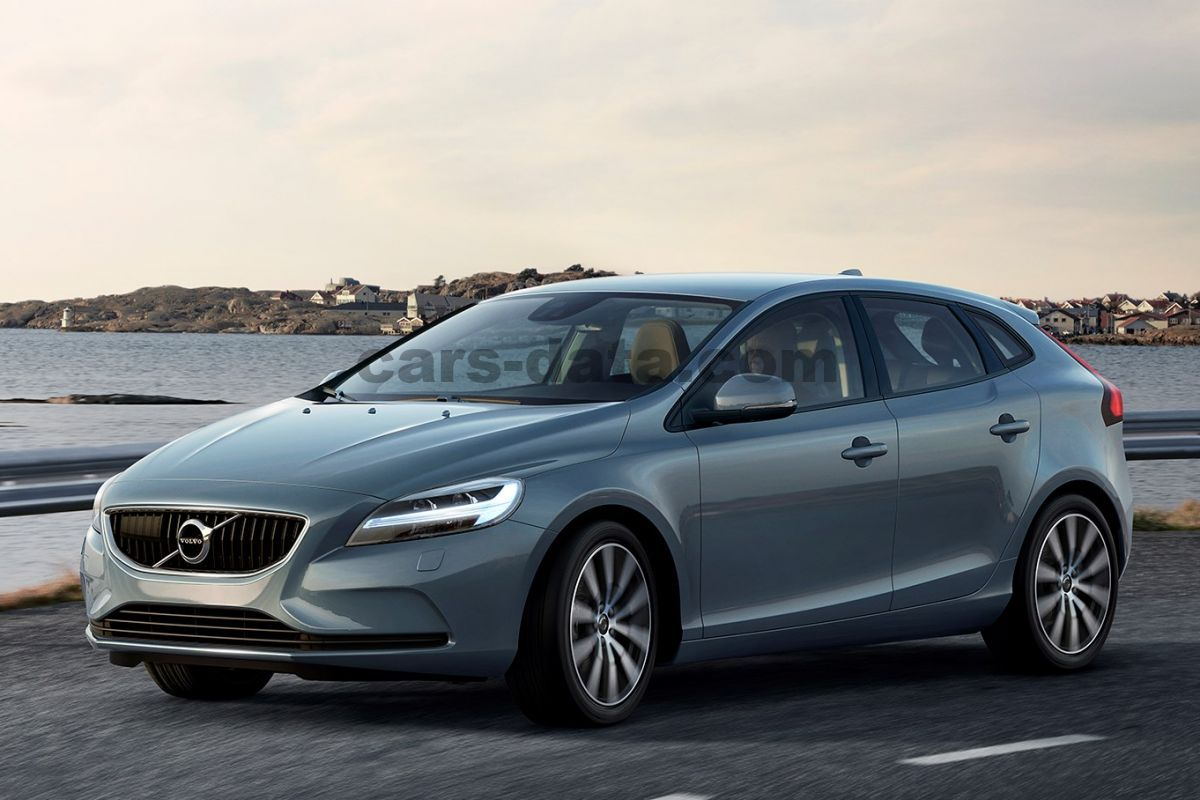 volvo v40 t5 r design sequential automatic 5 door specs cars. Black Bedroom Furniture Sets. Home Design Ideas