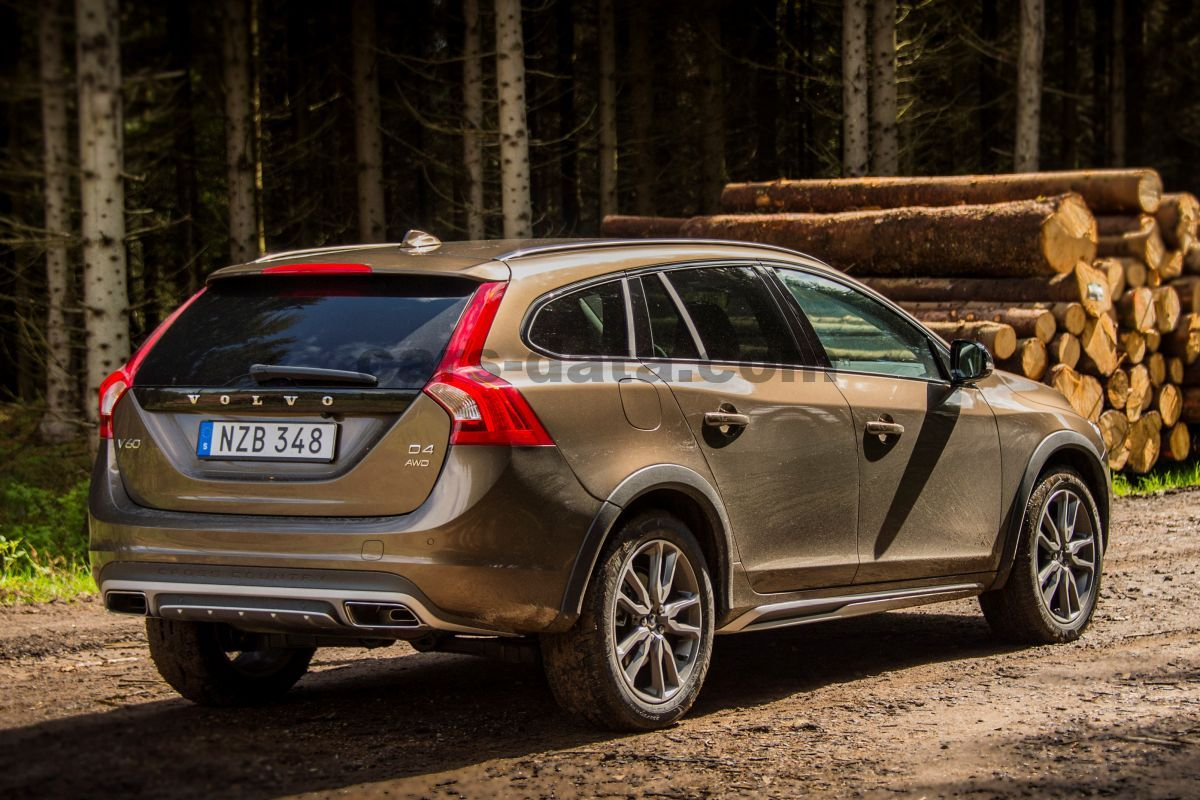 Volvo V60 Cross Country 2015 pictures (33 of 43) | cars ...