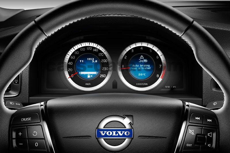 Volvo V60 Pictures