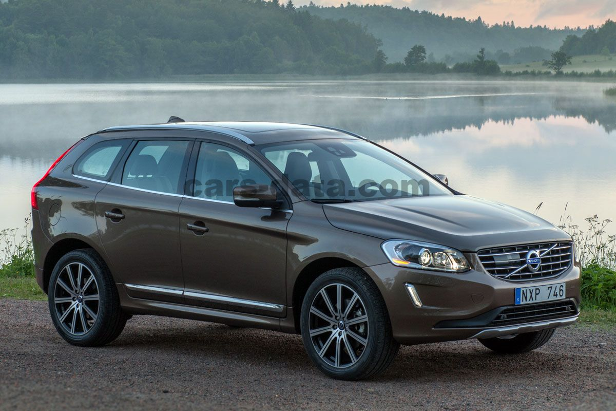 volvo xc60 t6 summum sequential automatic 2013 2016 306 hp 5 doors technical specifications. Black Bedroom Furniture Sets. Home Design Ideas